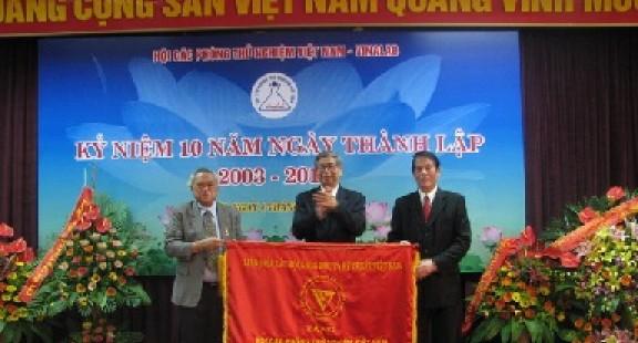 Lễ kỷ niệm 10 năm ngày thành lập VINALAB