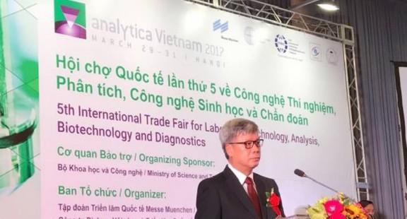 Analytica - Triển lãm lớn nhất ở Việt Nam về công nghệ thí nghiệm và công nghệ sinh học