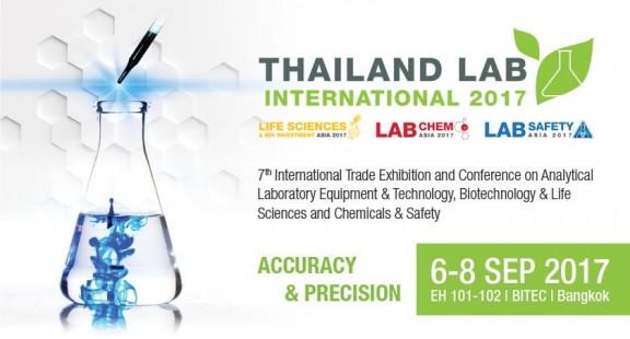 Thailand LAB 2017 – Điểm hẹn lý tưởng của các nhà quản lý phòng thử nghiệm