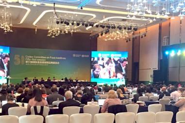 VinaCert tham dự Hội nghị Ban kỹ thuật CODEX quốc tế về phụ gia thực phẩm lần thứ 51