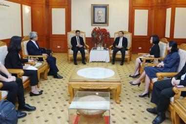 Việt Nam tăng cường hợp tác với Tổ chức Năng suất châu Á