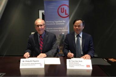 Việt Nam thúc đẩy hợp tác với UL trong lĩnh vực cấp phép tiêu chuẩn