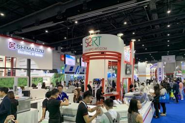 Triển lãm ThailandLAB 2019  trưng bày các thiết bị, công nghệ phòng thí nghiệm phân tích mới nhất