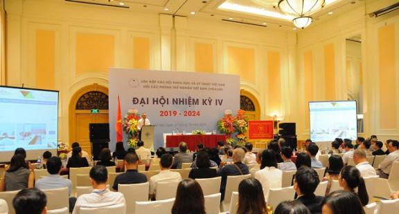 Đại hội nhiệm kỳ IV Hội VinaLAB: Tiến trình nâng cao năng lực thử nghiệm
