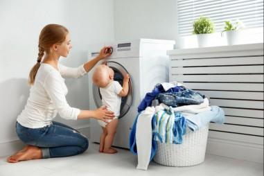 Máy giặt có thể thành nơi trú ngụ của vi khuẩn kháng thuốc