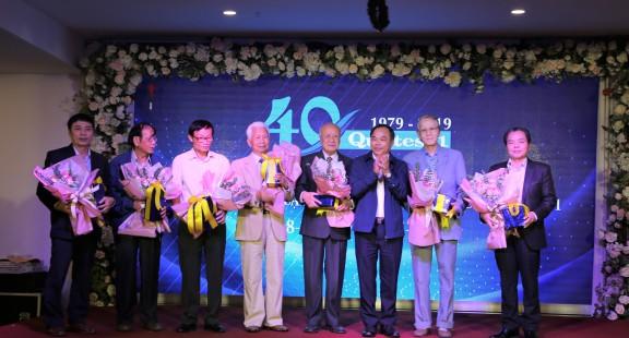 Quatest 1 kỷ niệm 40 ngày thành lập