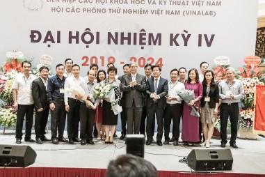 Đại hội VinaLAB nhiệm kỳ IV (2019-2024)
