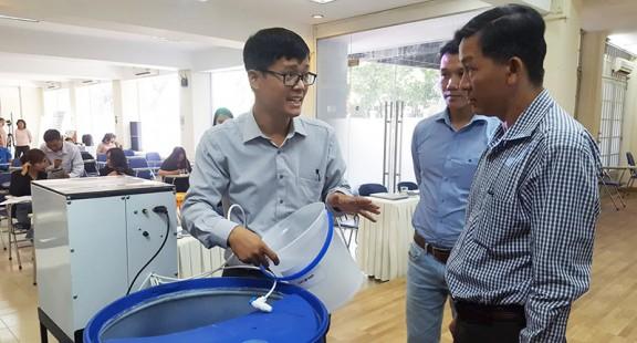 Lọc nước bằng công nghệ siêu hấp thụ CDI