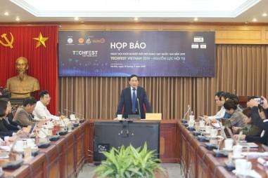 Techfest 2019: Kỳ vọng đưa Việt Nam trở thành một trong những quốc gia hàng đầu khu vực về khởi nghiệp sáng tạo