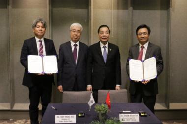 Cục Công tác phía Nam và Busan Techno Park ký bản ghi nhớ hợp tác chuyển giao công nghệ