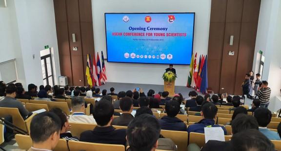 Khoa học, Công nghệ và Đổi mới sáng tạo cho Cộng đồng ASEAN bền vững