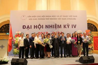 Liên hiệp Hội Việt Nam công nhận kết quả Đại hội VinaLALB khóa IV