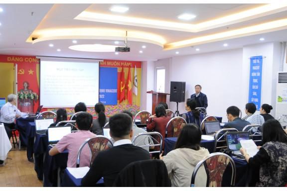 """Nhiều Hội viên VinaLAB tham gia khóa đào tạo """"Sư phạm y học cơ bản cho giảng viên đào tạo liên tục cán bộ y tế"""""""
