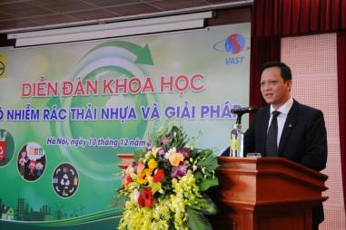 Tìm giải pháp cho ô nhiễm rác thải nhựa ở Việt Nam