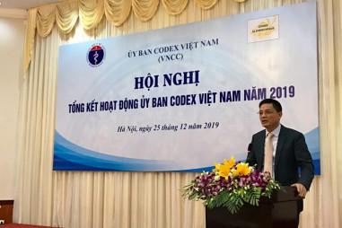 Nâng cao chất lượng các hoạt động của Ủy ban Codex Việt Nam