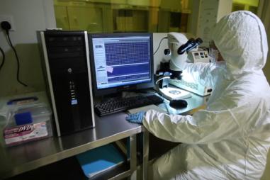 Ma Cao phát triển bộ kit xét nghiệm nhanh nCoV