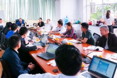 NFSI hỗ trợ HTX Vân Hội Xanh 70% chi phí đánh giá chứng nhận e.GAP