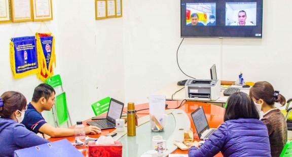 Đánh giá online: Đồng hành cùng tổ chức, doanh nghiệp vượt qua dịch bệnh Covid-19