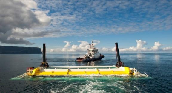 Việt Nam thiết kế thiết bị phát điện dùng năng lượng sóng biển