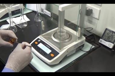 Phương pháp cân trong phòng thử nghiệm: Cân chuyển toàn lượng (phần 3)