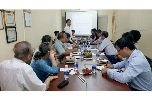 Nâng cao chất lượng các hoạt động hợp tác giữa VinaLAB và Hội thành viên Vinatest