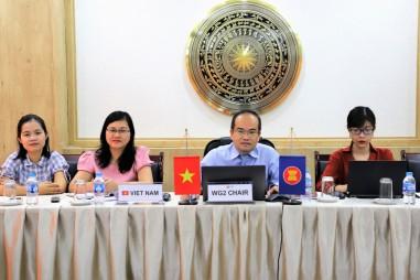 Việt Nam đảm nhận vai trò Chủ tịch Nhóm công tác về Đánh giá sự phù hợp của ACCSQ - WG 2