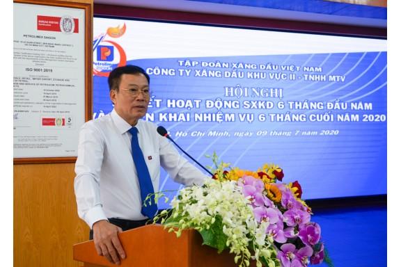 Petrolimex Sài Gòn nỗ lực nâng cao chất lượng các hoạt động