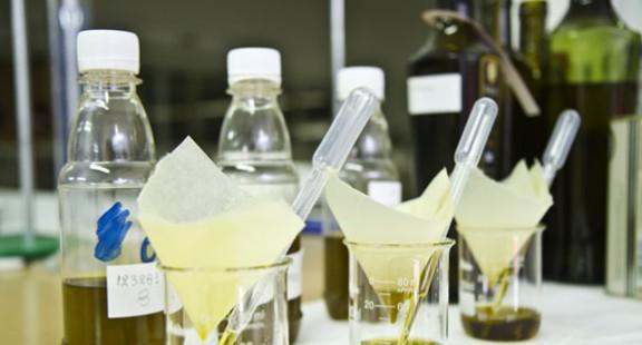 Đơn giản hóa cách phân tích dầu ô liu