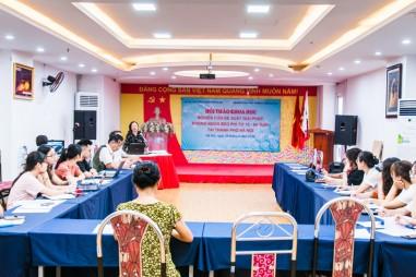 Đề xuất giải pháp phòng ngừa béo phì lứa tuổi từ 15 đến 64 tại Hà Nội