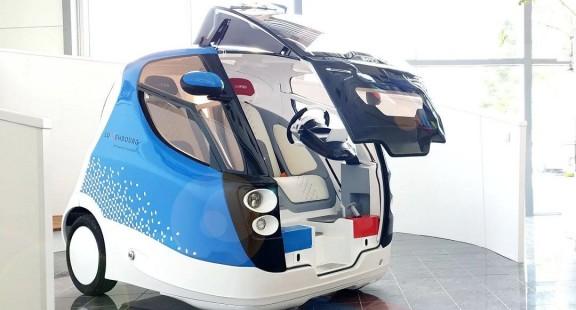 Xe ô tô lai ghép - Phương tiện vận chuyển tương lai