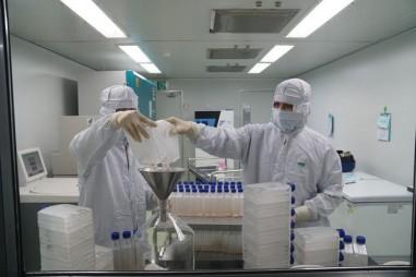 Việt Nam thử nghiệm vắc-xin Covid-19 trên người