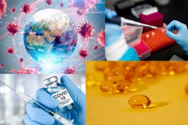 Hơn 80% bệnh nhân COVID-19 bị thiếu vitamin D
