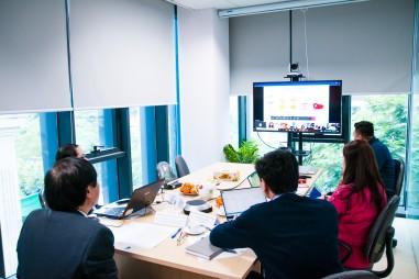 VinaLAB thảo luận trực tuyến với diễn giả các nước tại Diễn đàn Kỹ thuật châu Á JASIS 2020