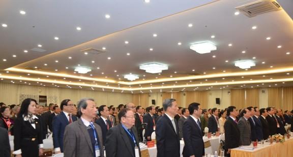 Đại hội lần thứ VIII Liên hiệp các Hội Khoa học và Kỹ thuật Việt Nam: Đoàn kết - Sáng tạo - Đổi mới - Phát triển