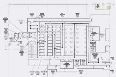 Thiết kế phòng thử nghiệm cho thời kỳ hậu Covid-19