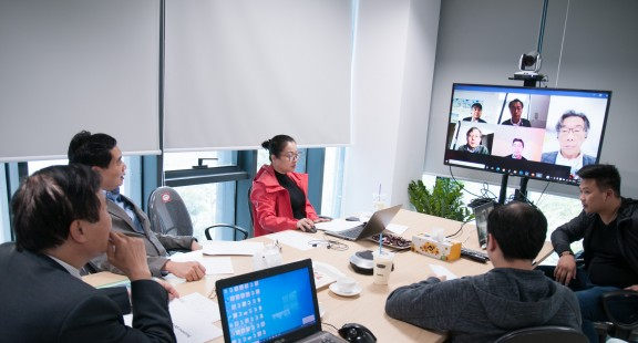 VinaLAB và JAIMA họp bàn kế hoạch hợp tác năm 2021