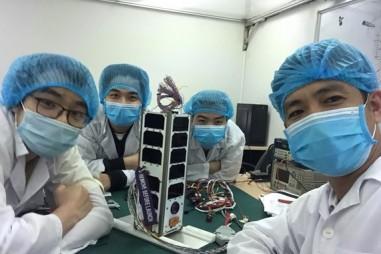 Việt Nam đã sẵn sàng phóng vệ tinh NanoDragon