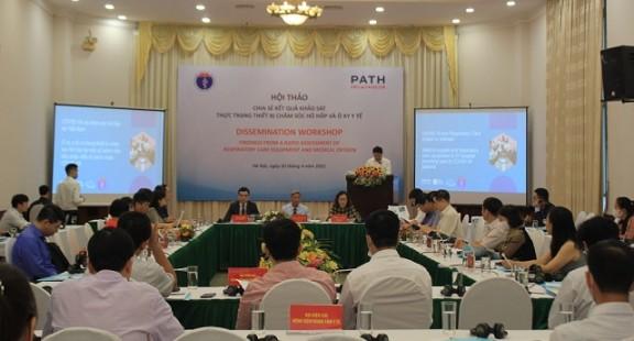 Thực trạng thiết bị chăm sóc y tế tại 27 bệnh viện điều trị covid-19 của Việt Nam