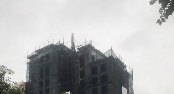 Hà Nội: Dự án 52 Hàng Bài xây dựng sai phép nghiêm trọng, CĐT có đang hợp thức hóa sai phạm?