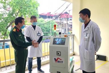 Công nghệ chế tạo robot y tế của Việt Nam đã tiệm cận với khu vực và thế giới