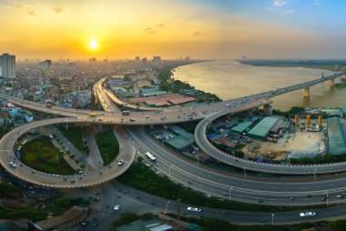 Thời điểm tốt để đón đầu sóng thị trường bất động sản ven sông Hồng