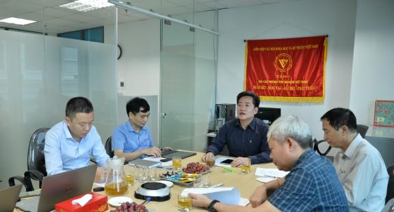 VinaLAB họp sơ kết 6 tháng đầu năm và triển khai nhiệm vụ 6 tháng cuối năm