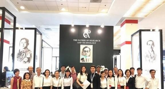 VinaLAB tham dự JASIS 2017 và Thailand LAB 2017