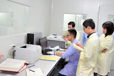 VinaCert - Đơn vị  đầu tiên ngoài công lập được cấp giấy chứng nhận Phòng kiểm nghiệm Dược  đạt chuẩn GLP-WHO.