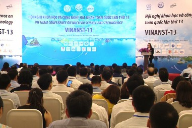 Hội nghị khoa học và công nghệ hạt nhân toàn quốc lần thứ 13