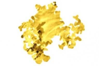 Chế tạo thành công lá vàng 0,47 nanomet