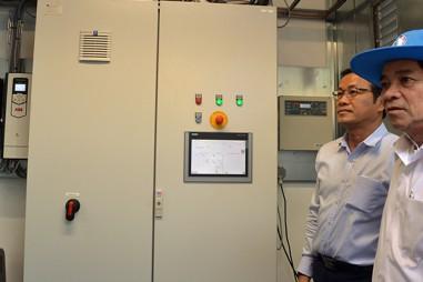 Công ty Cổ phần Nước và Môi trường Bình Dương áp dụng công nghệ mới trong xử lý rác
