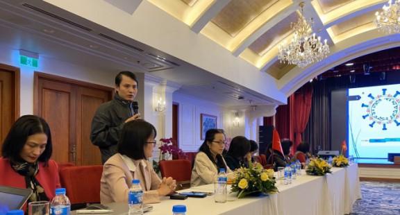 Thành công bước đầu của Việt Nam trong sản xuất kit thử nhanh nCoV