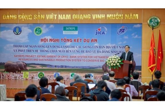 Bảo tồn và sử dụng nguồn tài nguyên lợn bản địa của Việt Nam