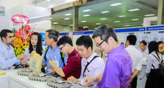MTA HANOI 2018 – Nơi hội tụ những sản phẩm công nghệ hàng đầu của ngành công nghiệp cơ khí và cơ khí chế tạo